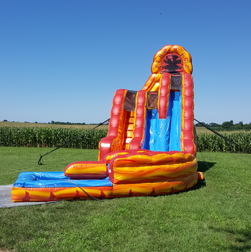 Inflatable Water Slide Party Rentals: Bounce Houses & Event Rentals