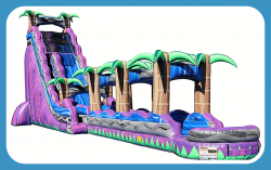 Inflatable Slip N Slide Rental