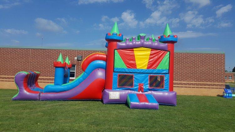 Colorful Castle Combo(wet)
