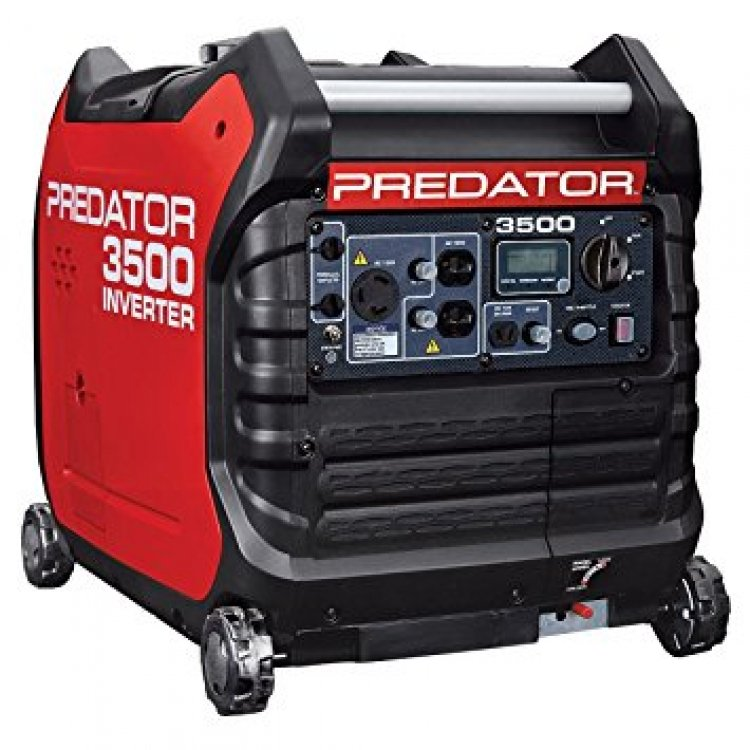 3500 inverter/generator super quiet