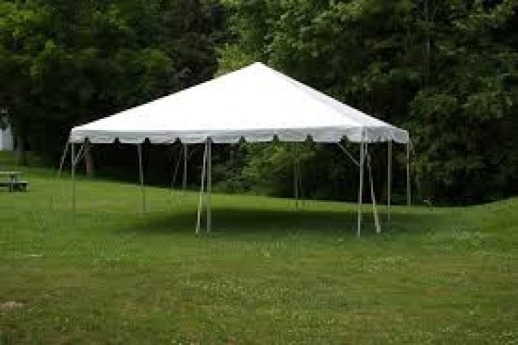 20x20 Frame Tent