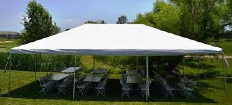 20x30 Frame Tent Package