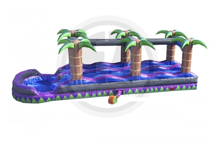 Purple Rain Slip n Slide (2 lanes)