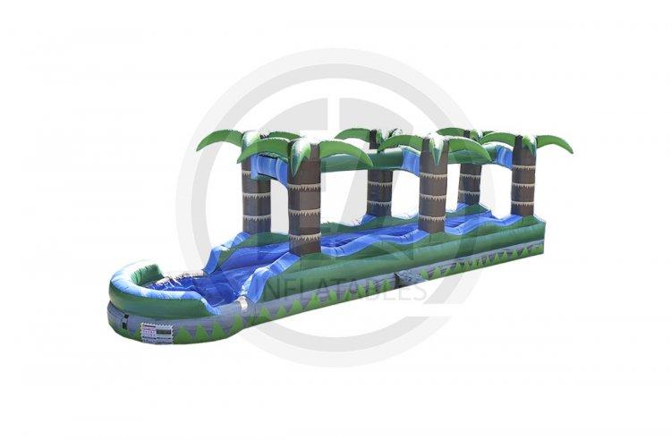 Single Lane Tropic Thunder Slip n Slide